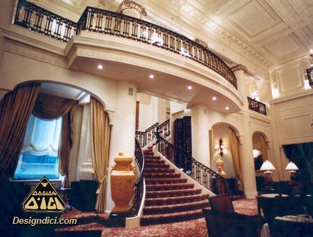 escalier patrimoine architectural